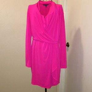 Victoria's Secret pink dress